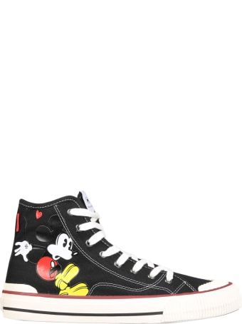 """M.O.A. master of arts High-top """"master Collector"""" Sneakers"""