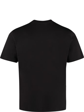 Neil Barrett Printed Cotton T-shirt