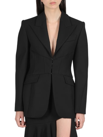 Thierry Mugler Jacket With Bustier