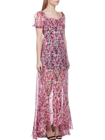 Raquel Diniz Floral Dress