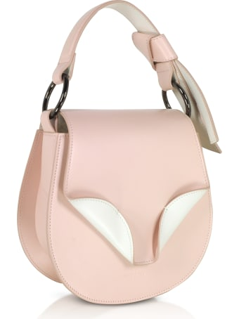 Giaquinto Leather Daphne Mini Shoulder Bag