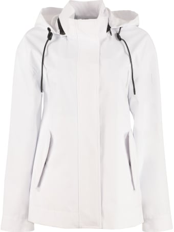 Moose Knuckles Canter Nylon Windbreaker-jacket