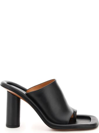 AMBUSH Cushion Thong Mules