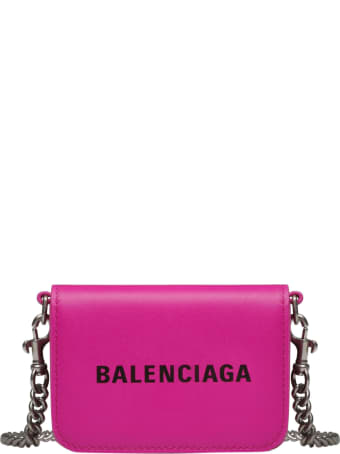 Balenciaga Cash Mini Wall On Ch