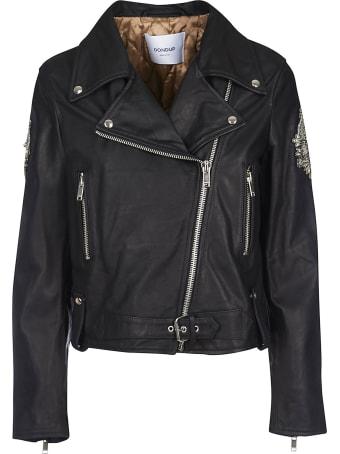Dondup Embellished Biker Jacket