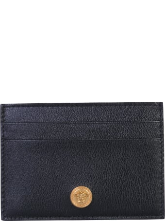 Versace Card Holder With Logo