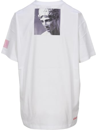 Burberry London Montage-print Oversized T-shirt