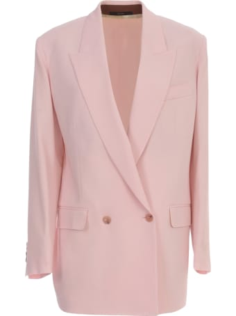 Paul Smith Jacket Double Breasted Wool