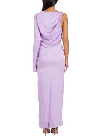 MATÉRIEL Cut Out Detailed Dress