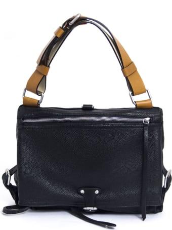 Maison Margiela Brown Calf Leather Ndn Shoulder Bag