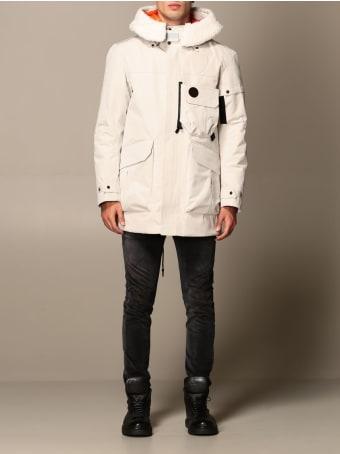 B.+PLUS Jacket B. + Plus Waterproof Jacket With Hood