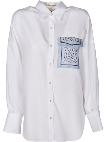 Le Sarte Pettegole Chest Pocket Shirt