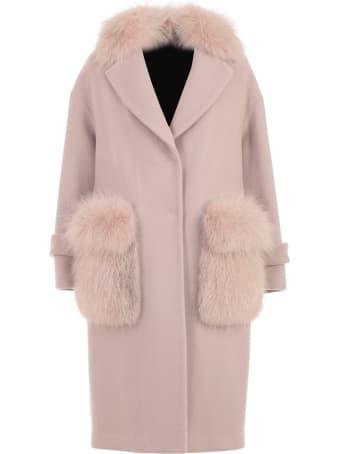 Blancha Coat Over