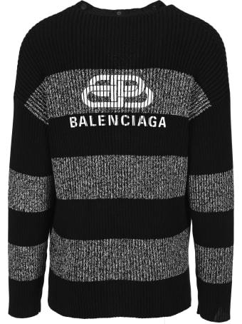 Balenciaga Bb Cardigan