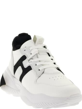 Hogan Interaction White/black Sneakers