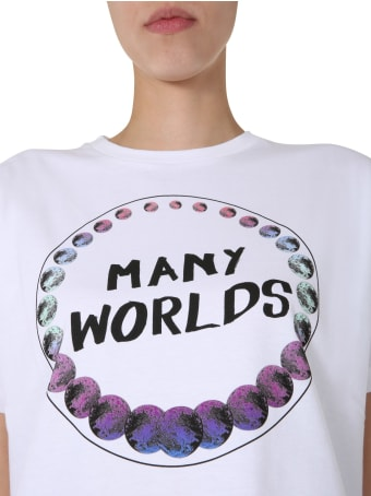 PS by Paul Smith Many World T-shirt