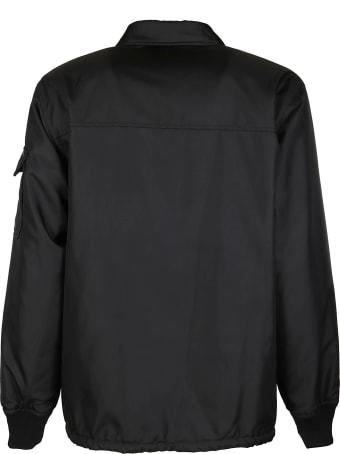 Givenchy Black Padded Jacket