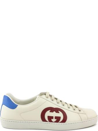 Gucci White Ace Sneaker