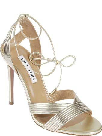 Aquazzura Ari 105 Sandals