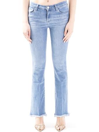 J Brand Sallie Blend Cotton Jeans