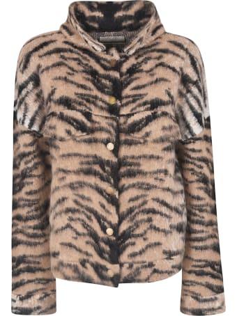 Laneus Tiger Brush Coat