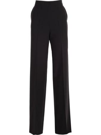 Blumarine Pants Flared Side Zip