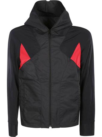Marine Serre Hooded Zip Jacket
