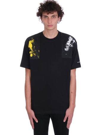 Fred Perry by Raf Simons 102 T-shirt In Black Cotton
