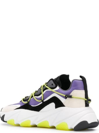 Ash Multicolor Chunky Sneakers