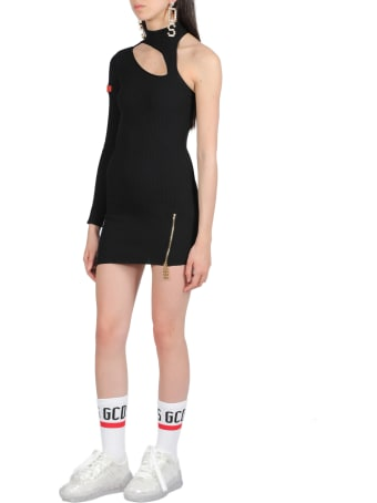 GCDS Deep Cut Dress