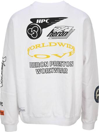 HERON PRESTON Heron Preston Collage Sweatshirt