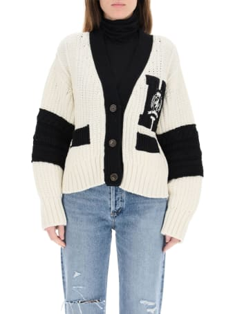 Tommy Hilfiger Cardigan With Thc Embroidery