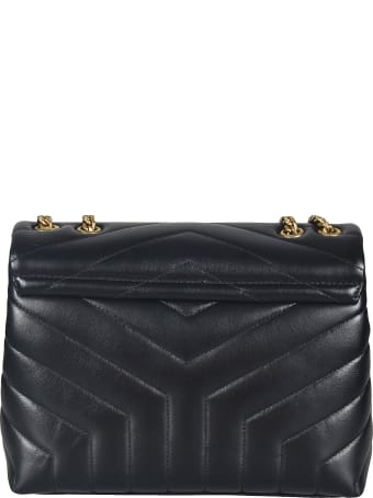 Saint Laurent Ming Loulou Small Shoulder Bag