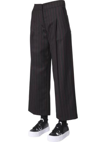 McQ Alexander McQueen Pinstriped Pants