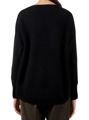 Massimo Alba Black Adina Sweater