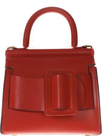 BOYY Karl 19 Flame Color Leather Hand Bag
