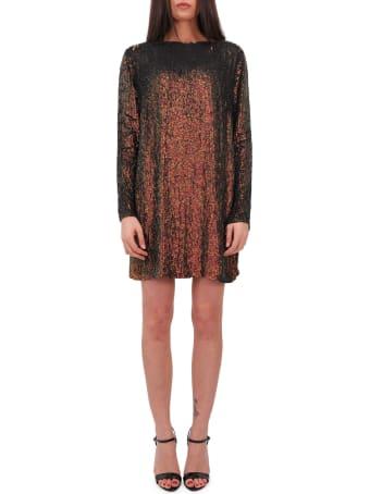 Marit Ilison Lfs Sequined Dress