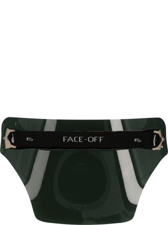 Face-Off 'oasi Verde' Visror