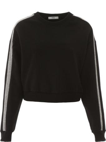 AREA Crystal-embellished Sweatshirt