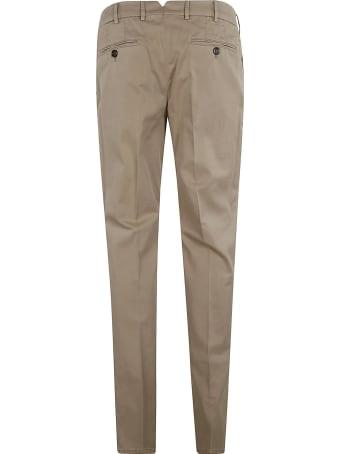 Brunello Cucinelli Slim Fit Plain Trousers