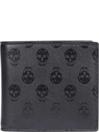 Alexander McQueen Skull Wallet