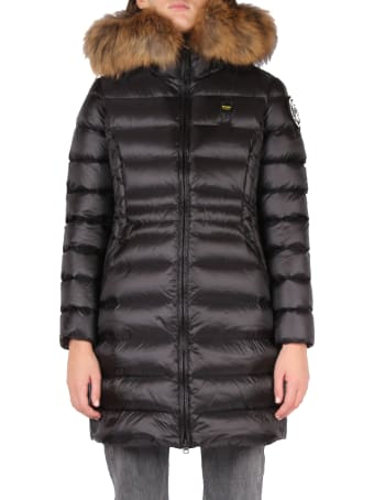 Blauer Long Evelyn Down Jacket