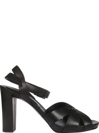 Roberto del Carlo High-heeled Strappy Sandals
