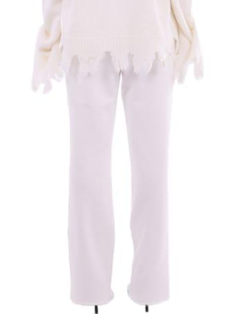 Ianua White Maria Trousers