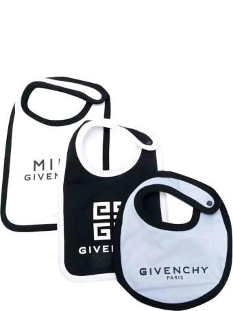 Givenchy Set Of Three Bibs
