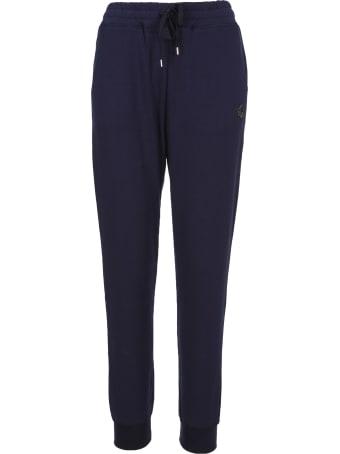 Vivienne Westwood Anglomania Anglomania Logo Patch Sweatpants