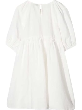 Stella McCartney Kids White Dress
