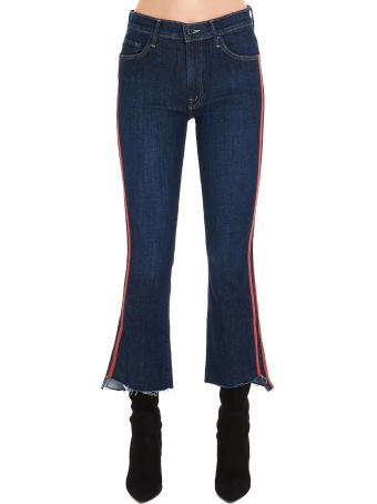 Mother 'the Insider Crop Step Fray' Jeans