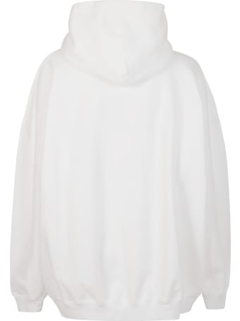Balenciaga Large Fit Hoodie
