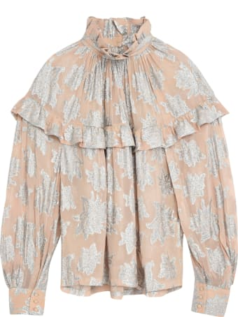 IRO Jelly Embroidered Blouse
